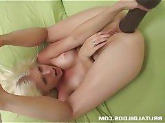 Anal, Blonde, Anal, Masturbation