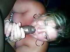 Amateur, Blowjob, Cumshot, Interracial