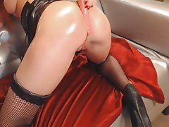 Babe, Masturbation, Redhead, Webcam