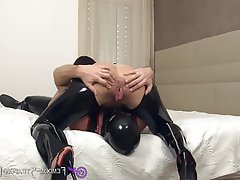 Ass Licking, Face Sitting, Femdom, German
