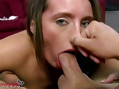 Blowjob, Facial, POV