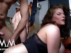 Amateur, German, Group Sex, Swinger, Teen