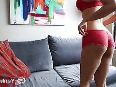 Amateur, Brunette, Masturbation, Orgasm, Doll