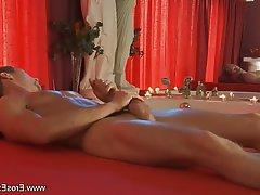 Handjob, Massage, Big Cock, Erotic