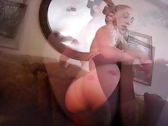 Brunette, Pornstar, Femdom, POV, Big Ass