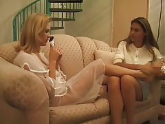 Foot Fetish, Lesbian, Massage, Pornstar