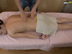 Babe, Blowjob, Massage, Teen