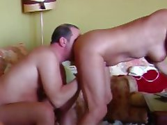 Amateur, Ass Licking, Granny, Mature, MILF