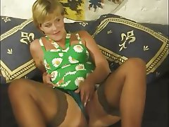German, MILF, Old and Young, Threesome, Vintage