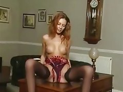 Babe, Masturbation, Redhead